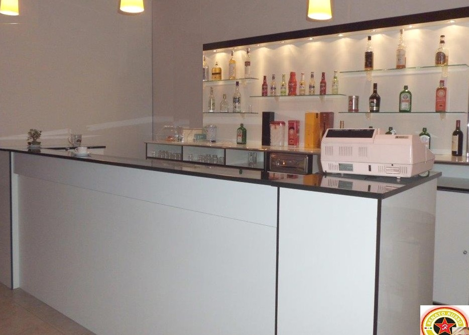 Banchi bar prezzi banchi bar banconi bar banchi frigo for Arredamenti bar prezzi
