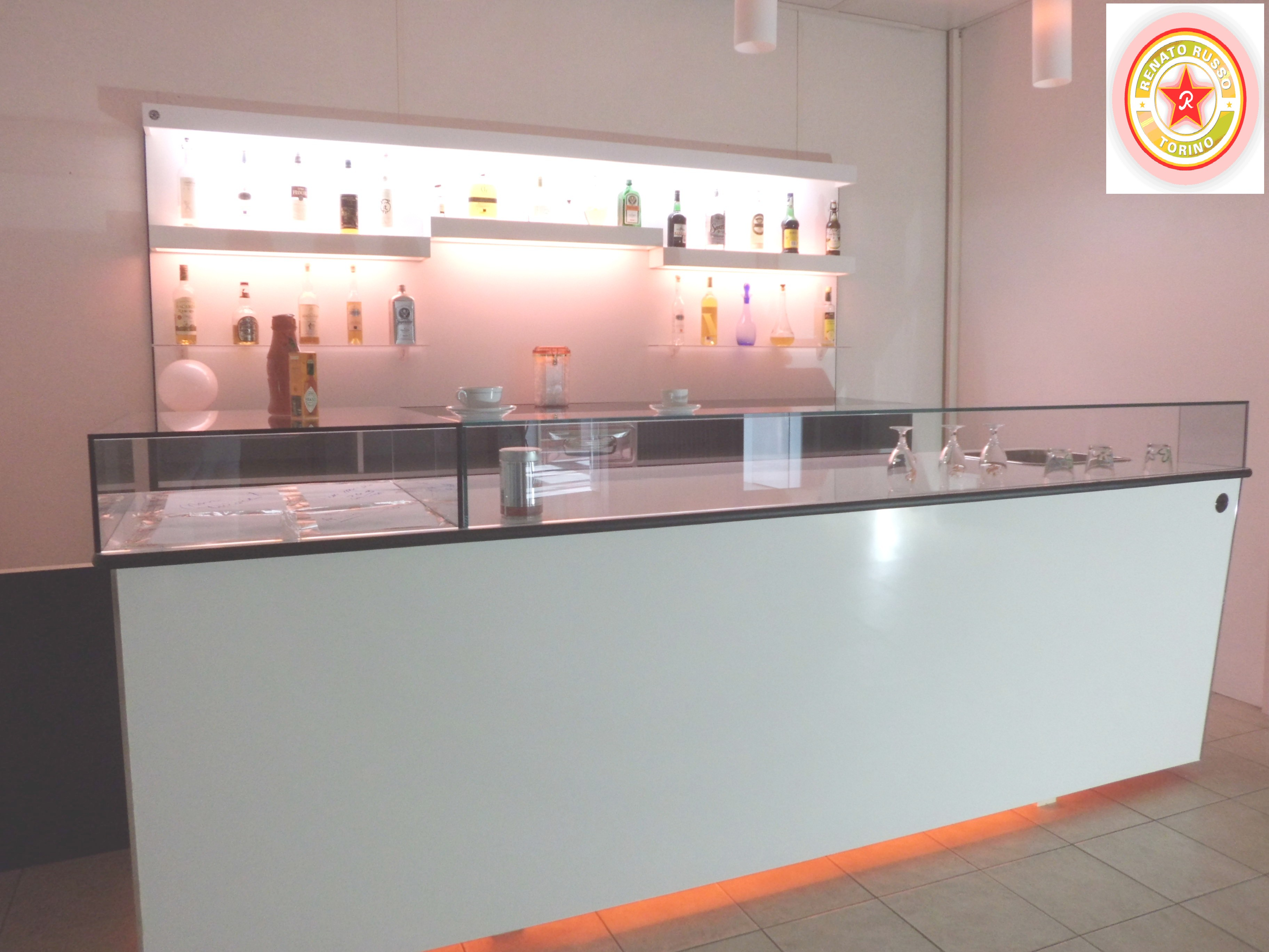 Banchi bar prezzi banchi bar banconi bar banchi frigo for Crystal bar milano